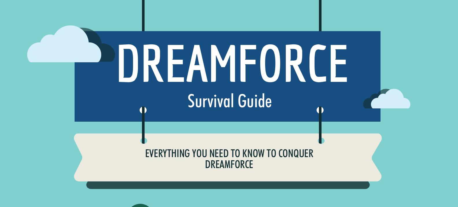 Dreamforce Survival Guide