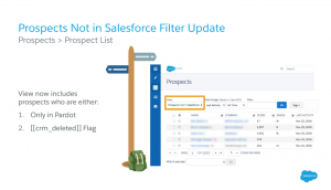 Salesforce feature
