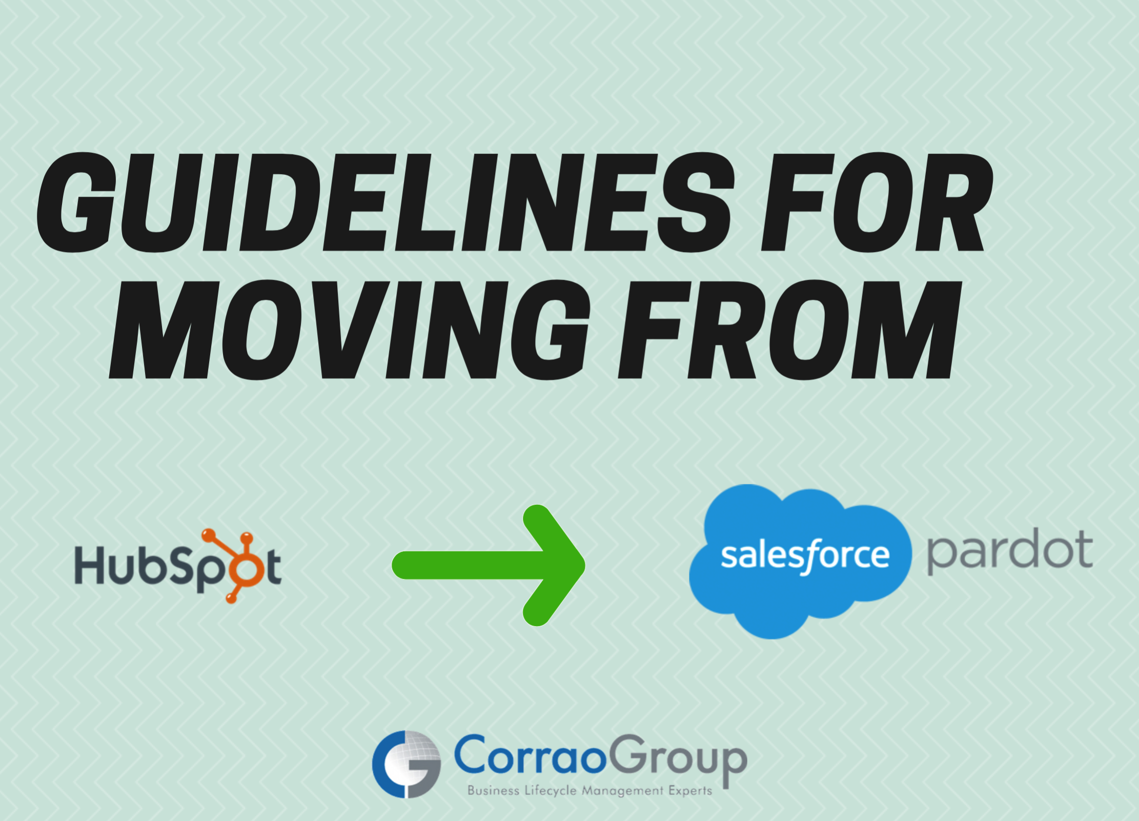 Hubspot to Pardot Migration