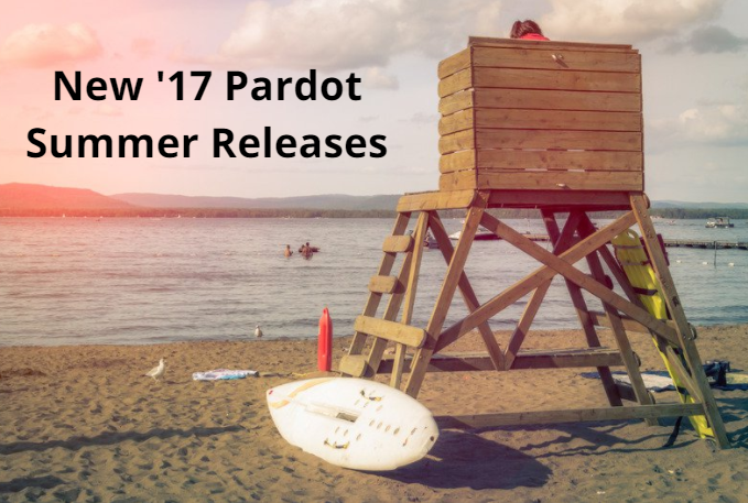 New '17 Pardot Summer Releases: Engagement Studio