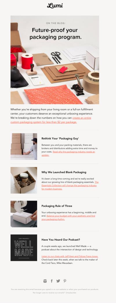 Pardot HTML email templates